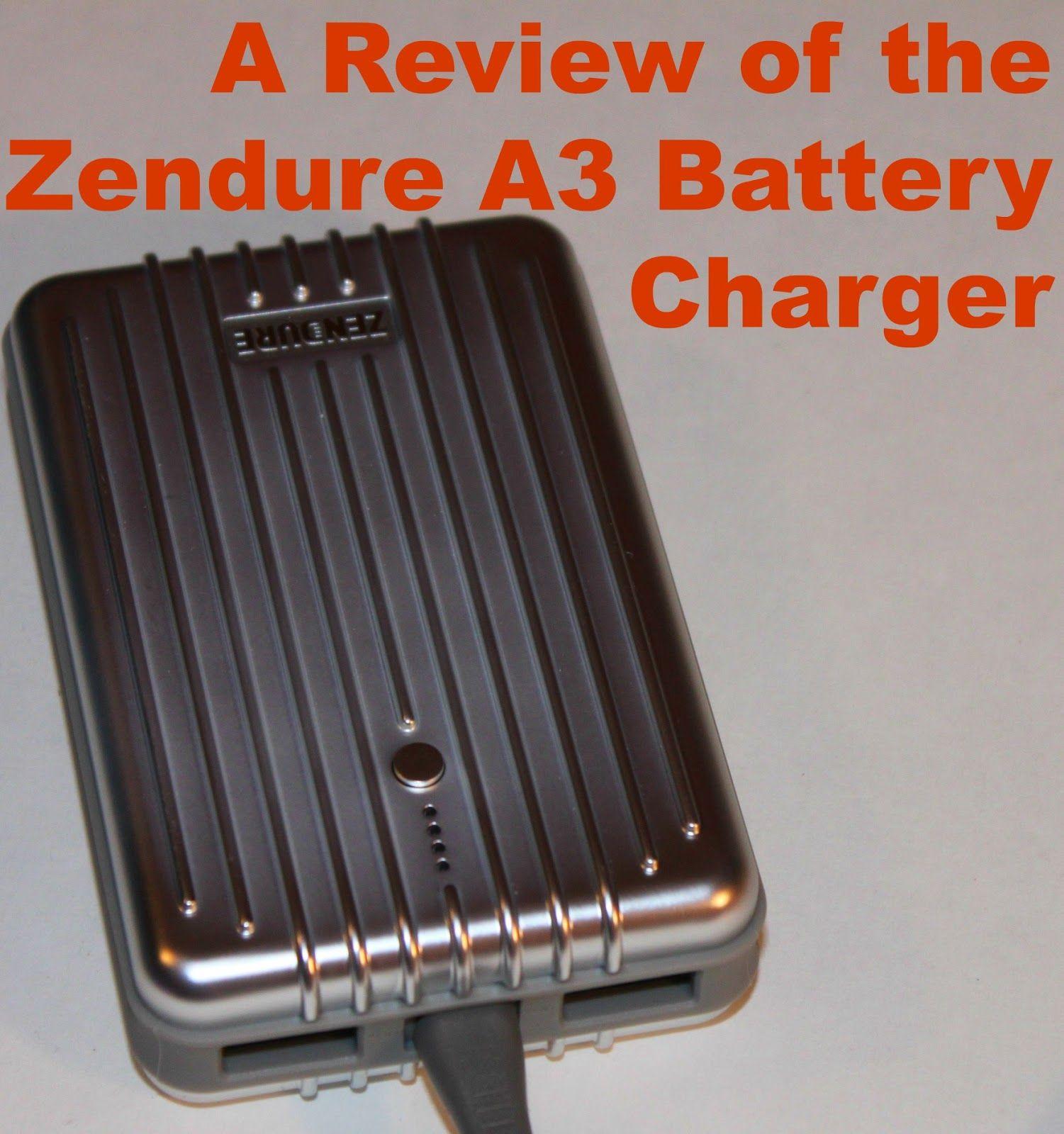 The Zendure A3 External Battery Charger Review External Battery Charger Battery Charger Charger