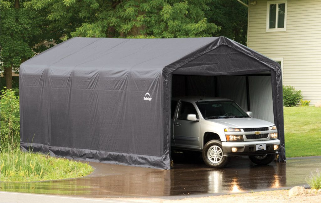 Portable Garage, The Best Option To Save Your Budget ...