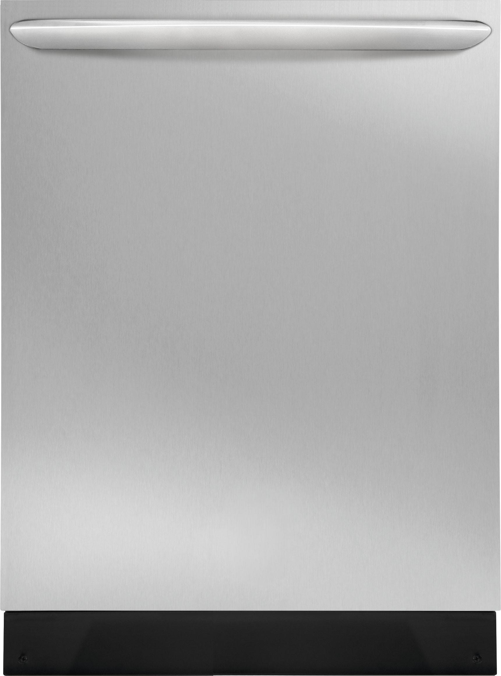 Frigidaire Gallery Series Fgid2466qf Built In Dishwasher