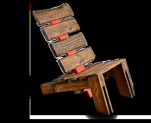Stuhl paletten palette pinterest stuhl m bel for Ohrensessel selber bauen