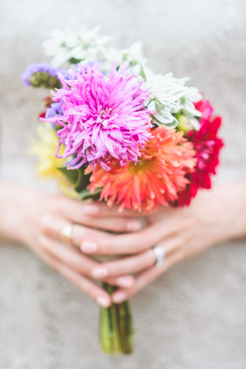 Colorful mini bouquet flowers pinterest flowers plants and cacti colorful mini bouquet izmirmasajfo