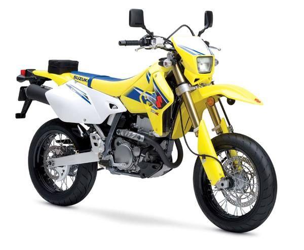suzuki dr z 400 sm 2006 #motorcycles #motorbikes #bikes #motos #motocicletas