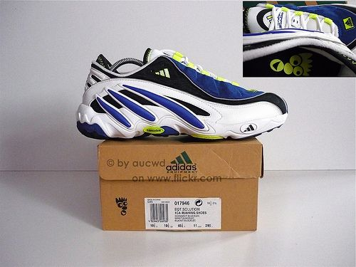 competitive price 9cc35 5d15e UNWORN 90`S VINTAGE ADIDAS EQUIPMENT TORSION SOLUTION SHOES ...