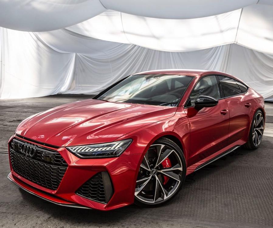 Rate This 2020 Audi Rs7 1 To 100 Audi Rs7 Sportback Audi Rs7 Audi
