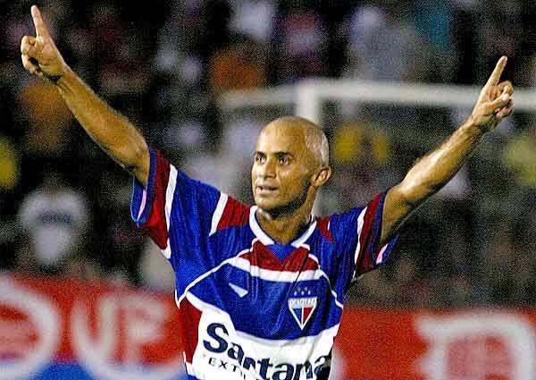 Bom Dia Tricolores! Quantas curtidas o matador Rinaldo merece? Gol era o que não faltava para o Fortaleza Esporte Clube  #EuSouFortaleza #FEC #FechadocomoLeão