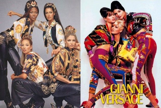 e679d1b680 Gianni Versace. I love Versace and been buying alot of baroque inspired  clothing Fashion History