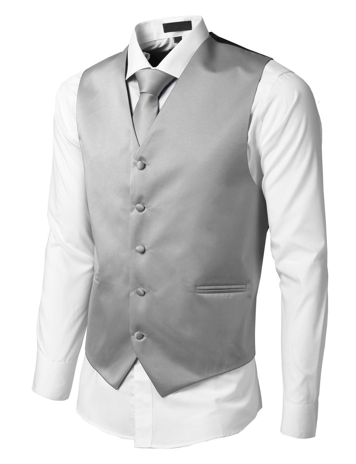 LE3NO Mens Tailored Button Down Vest with Stretch  More at: http://livinglearningandloving.com/things-we-like-and-love/
