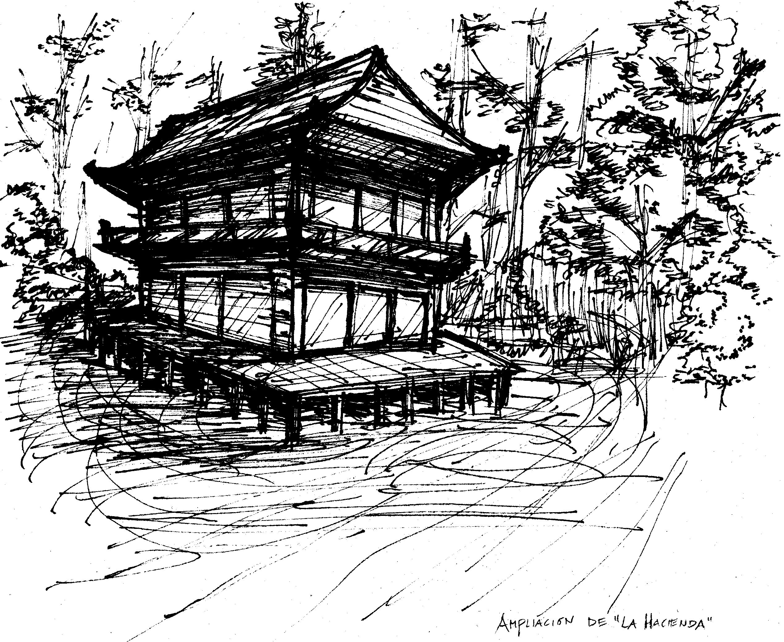 House Sketches japanese house 2539x2077 japanese house sketchkyualex on