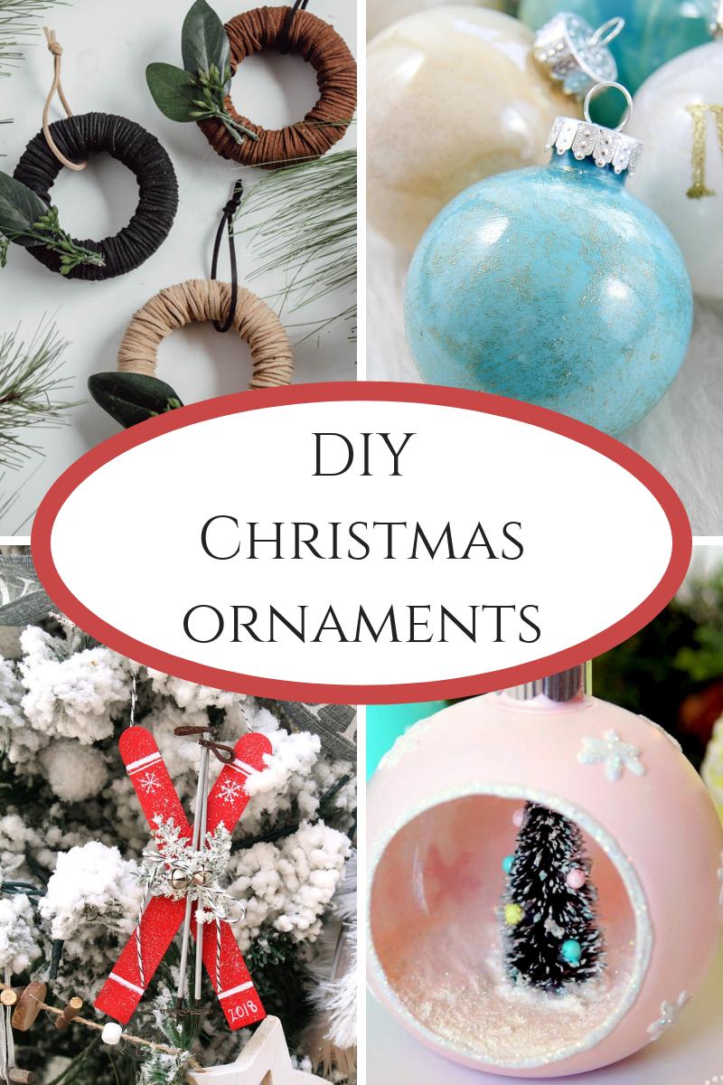 DIY Christmas Ornaments | CrAfTy 2 ThE CoRe~DIY GaLoRe | Pinterest ...