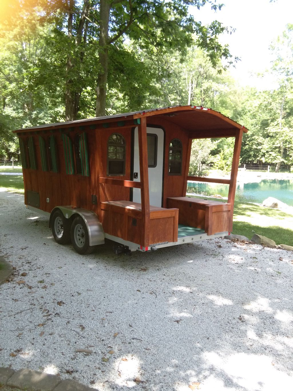 Wooly Wagons Tiny house swoon House on wheels Tiny house o