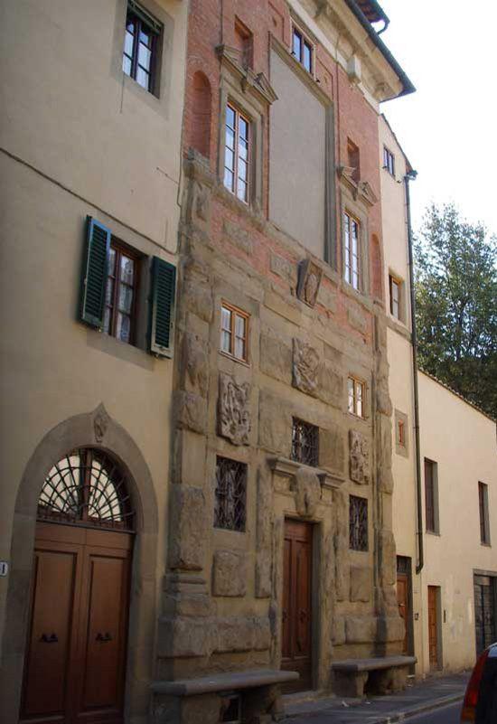 Palazzo Zuccari – Florence