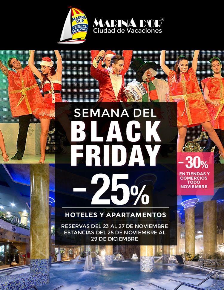 MARINA DOR (Oropesa del Mar, Castellón) ---- Especial Black Friday - 25% de descuento (Hoteles y Apartamentos) ---- Reservas efectuadas del 23 al 27 de noviembre, para estancias del 25 de noviembre al 29 de diciembre. ---- Más info y condiciones de esta oferta en www.opentours.es ---- #hoteles #apartamentos #marinador #blackfriday #oropesadelmar #oropesa #castellon #paquetes #escapadas #ofertas #familias #niños #vacaciones #parques #estancias #agentesdeviajes #agenciasdeviajes #opentours…