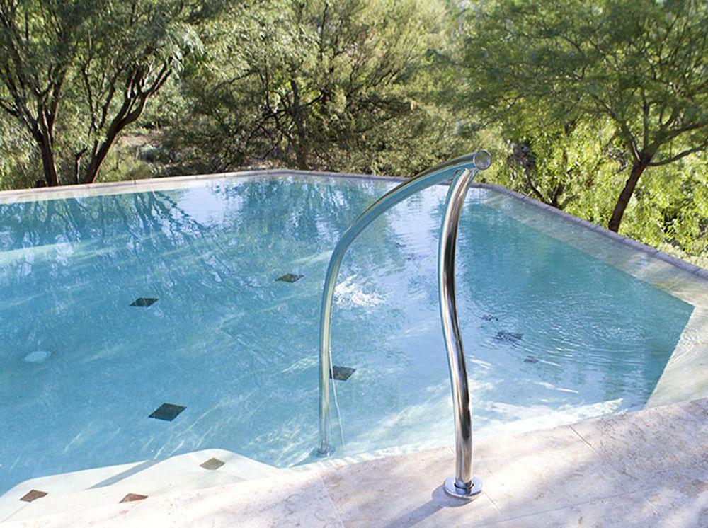 Creative Pool Handrails Google Search Pool Pool Rails Pool Decor
