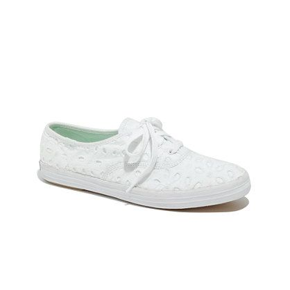 756ac83759576 Keds® x Madewell Eyelet Sneakers - sneakers - Women s SHOES   SANDALS -  Madewell