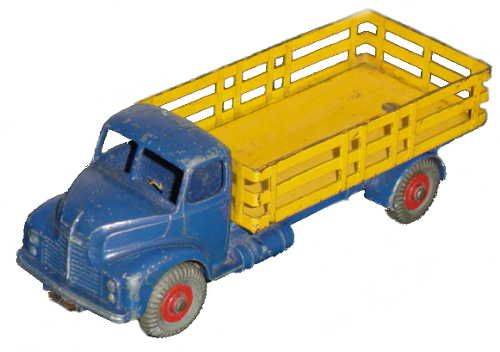 #diecast #Dinky 417 Leyland Comet new or updated at www.diecastplus.info