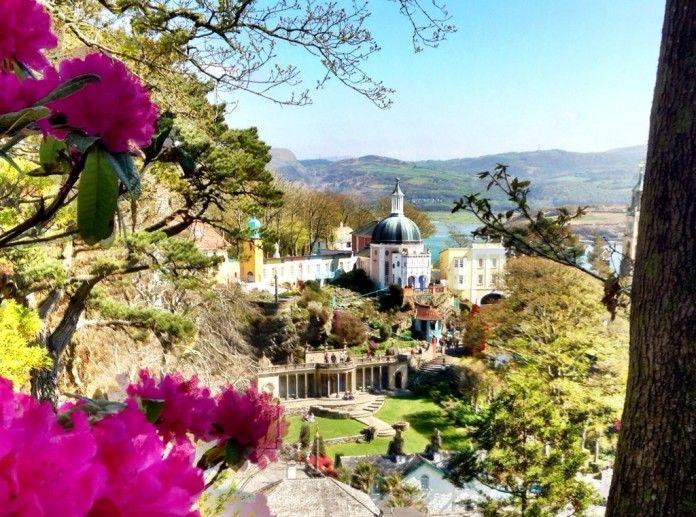 North Wales: A Weekend in Portmeirion & Criccieth - Helen in Wonderlust