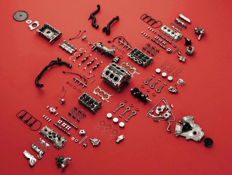 New Taurus Sho S Torque Gasmic Ecoboost Engine Exploded Ford Taurus Sho Taurus Engineering