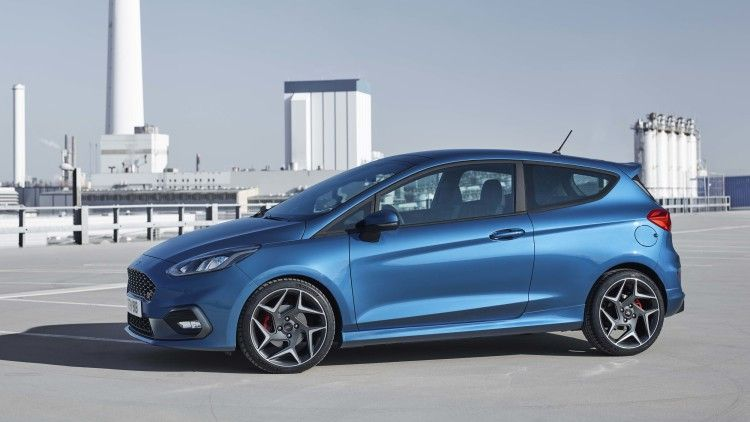 The New Ford Fiesta St Is A Three Cylinder Speed Machine Ford Fiesta Fiesta St Ford