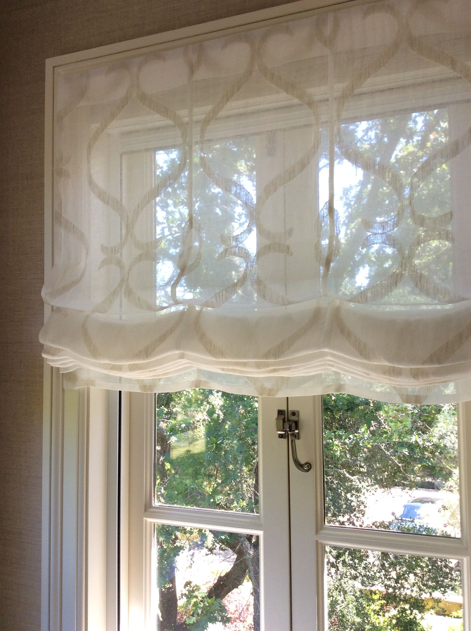 Pin On Roman Shades By Magnolia Lane