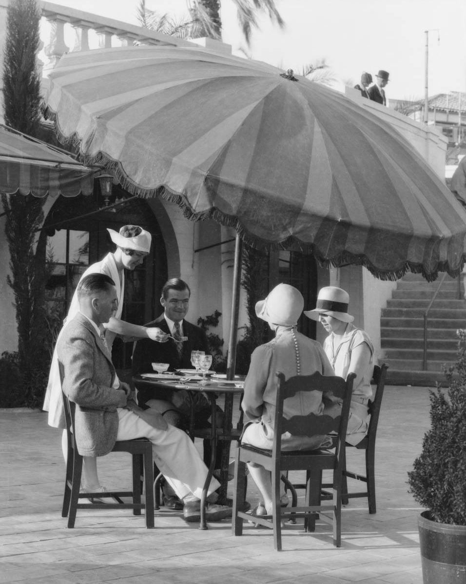 The Norconian Resort Supreme, Norco, California, 1928(The resort ...