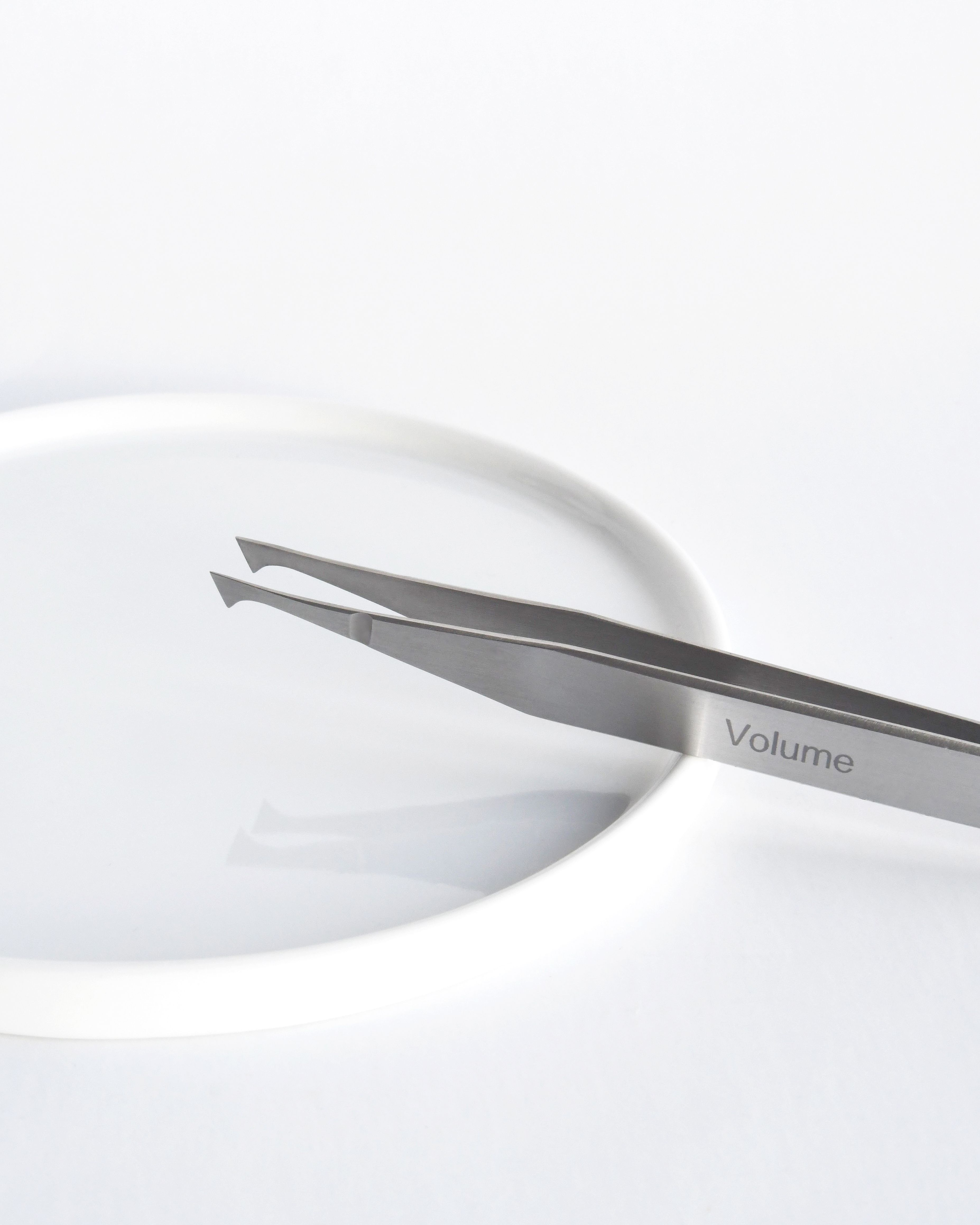 $35 CAD  •  Made from surgical stainless steel, with a balanced lightweight design, and a precision tight grip with the flushed fine tip, these tweezer are not only comfortable but also precision perfect.