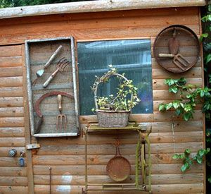 Superior Using Salvage In The Garden   15 Ideas For Using Junk