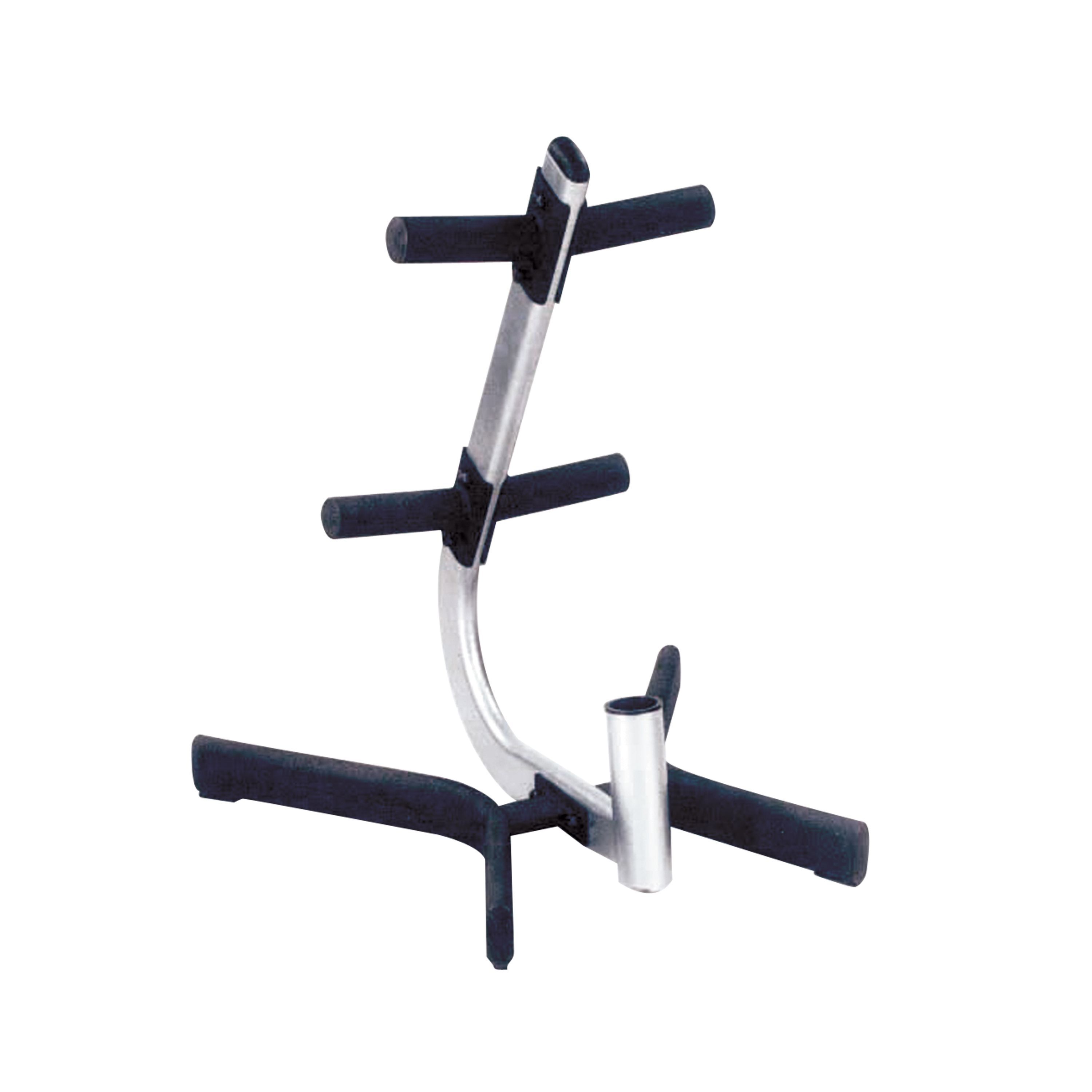 CAP Barbell 2inch Plate and Bar Storage Rack (CAP Barbell