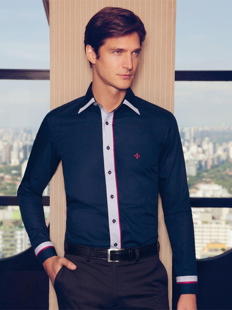 Dudalina London 2013  dudalina  camisa  cinto Roupa Social Masculina 6aebc9575f25b