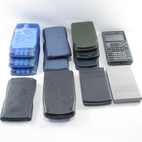 14 Texas Instruments Ti Calculators 82 83 30x Explorer Covers