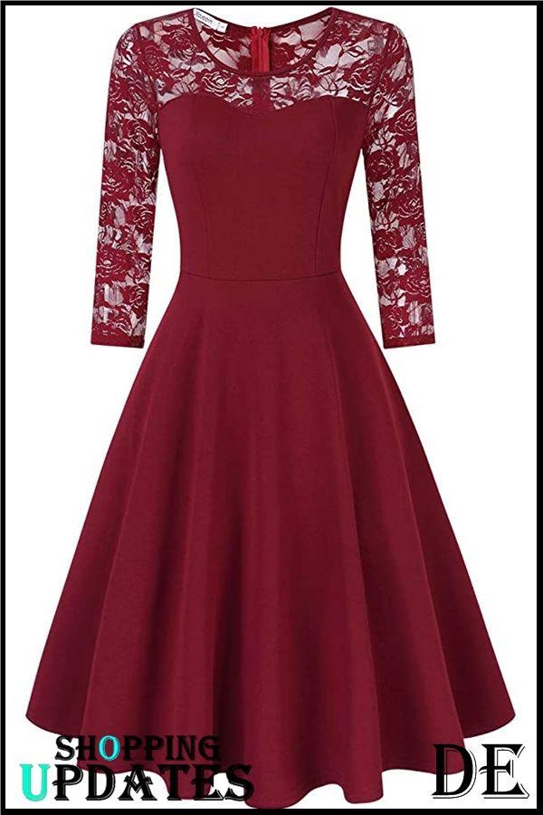 Women's Cocktail Dress in 2020 | Kleider für frauen, Party ...