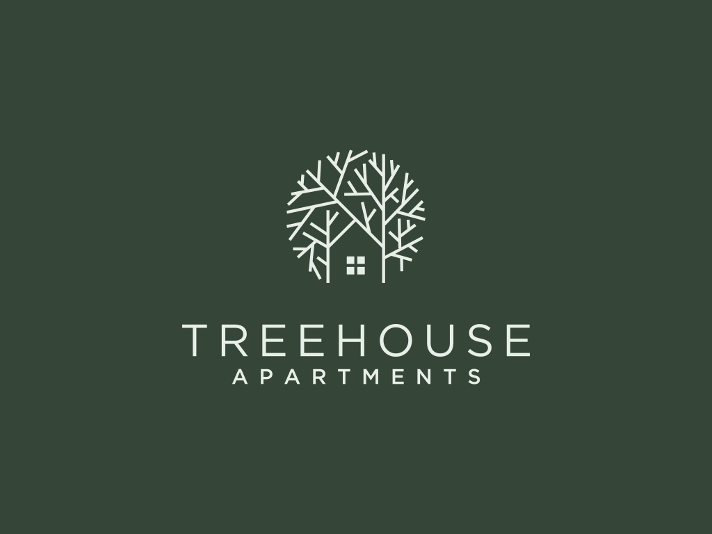 Logo Design For Apartment Called Treehouse.