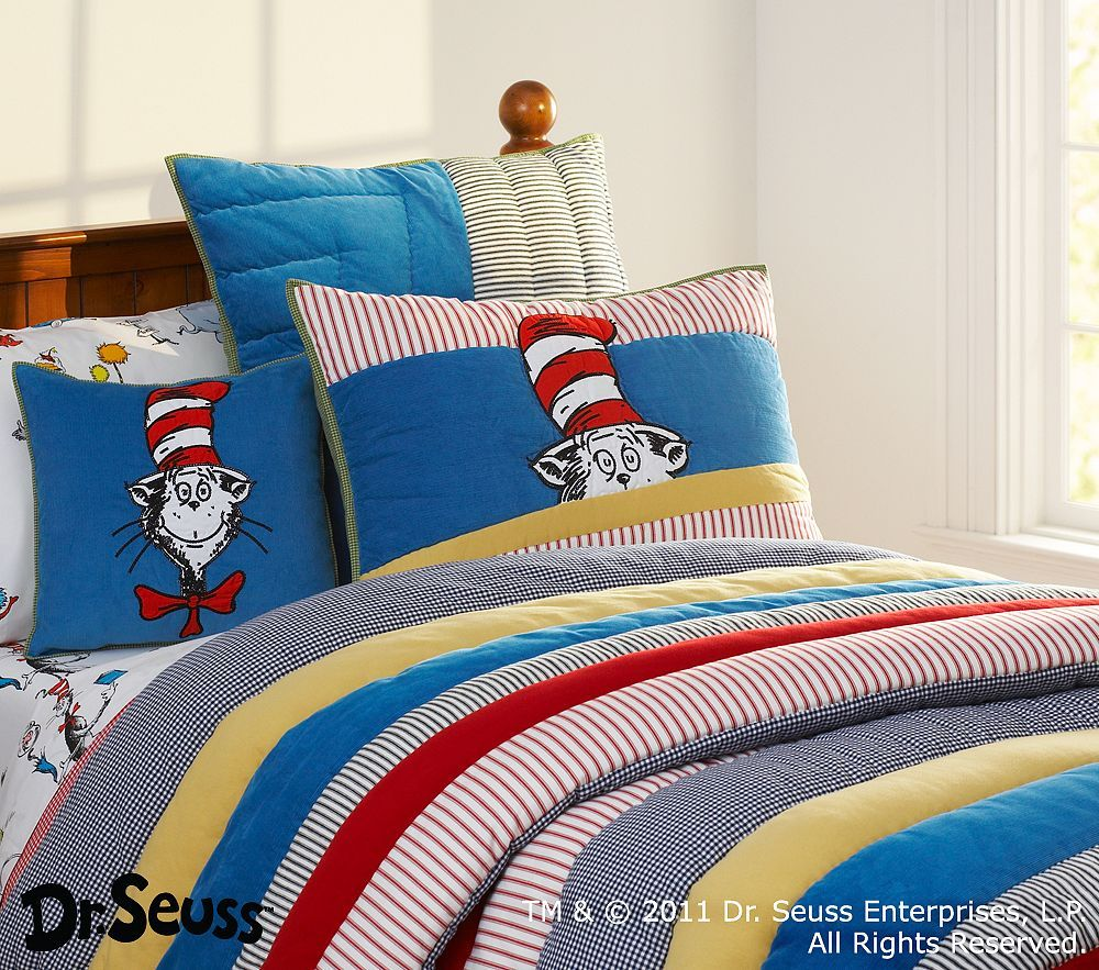 Pottery Barn Kids Dr Seuss Bedding Now Discontinued
