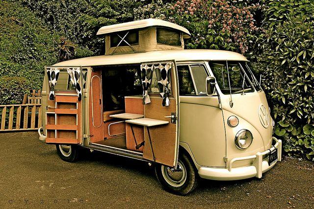 Retro Camping | Flickr - Photo Sharing!