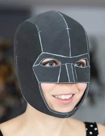 Batman Cowl Template : batman, template, Helmet, Pattern, Collection, DOWNLOAD|PDF, KamuiCosplay, Helmet,, Armor,, Batwoman, Costume