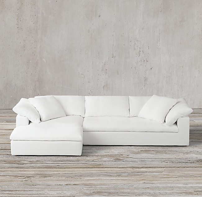 Cloud Sofa Chaise Sectional Canape Meuble Chaise