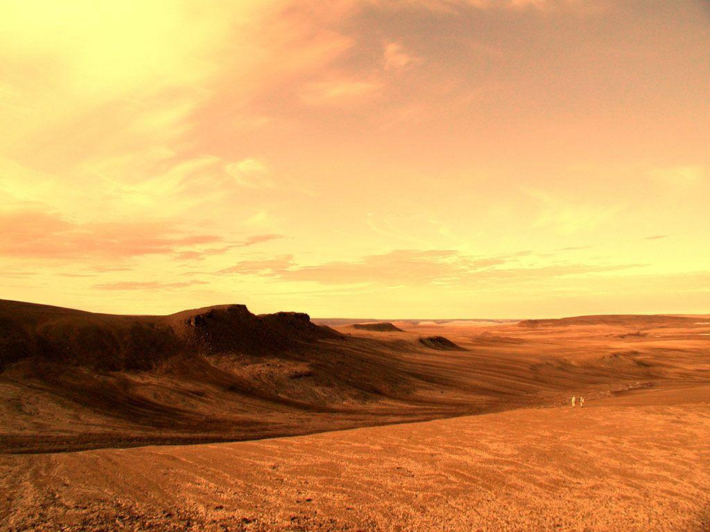 Between Mars And Malacandra Fantasy Real Life