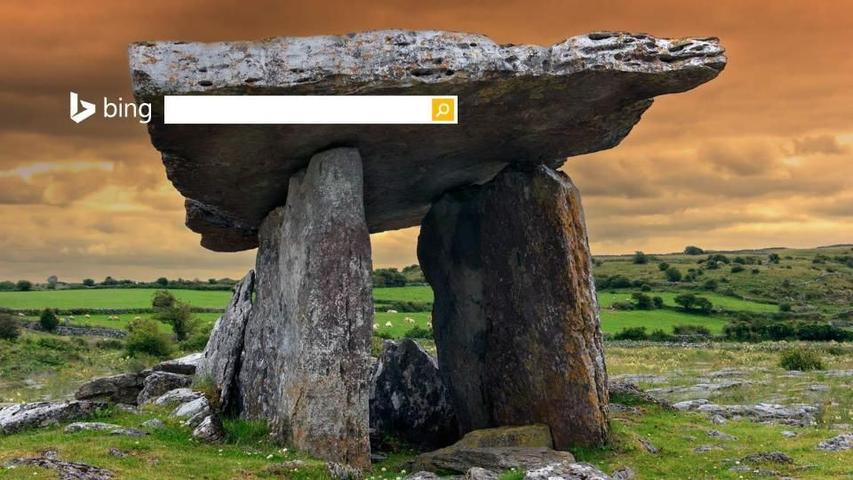 Celebrate PI day with this Bing homepage.