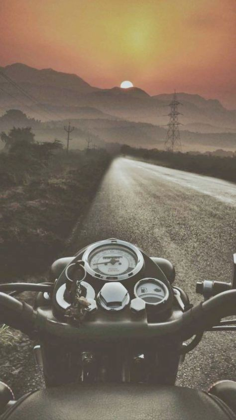 Iphone Wallpapers Wallpapers For Iphone X Iphone 8 And Iphone 7 Bullet Bike Royal Enfield Royal Enfield Wallpapers Enfield Bike