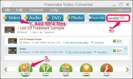 8 Best Free MP4 Joiner Software For Windows | information