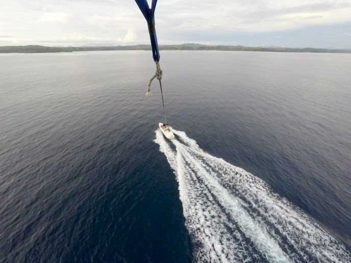 Living The Dot Com Lifestyle – Parasailing In Fiji - March 23, 2016, 10:31 pm at http://feedproxy.google.com/~r/JohnChowDotCom/~3/M7aiZf2oD90/ The best way out is always through.