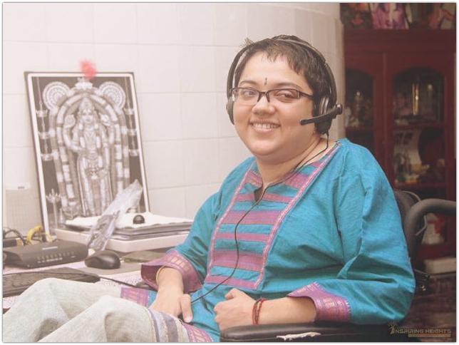 Inspiring Story of Preethi Srinivasan