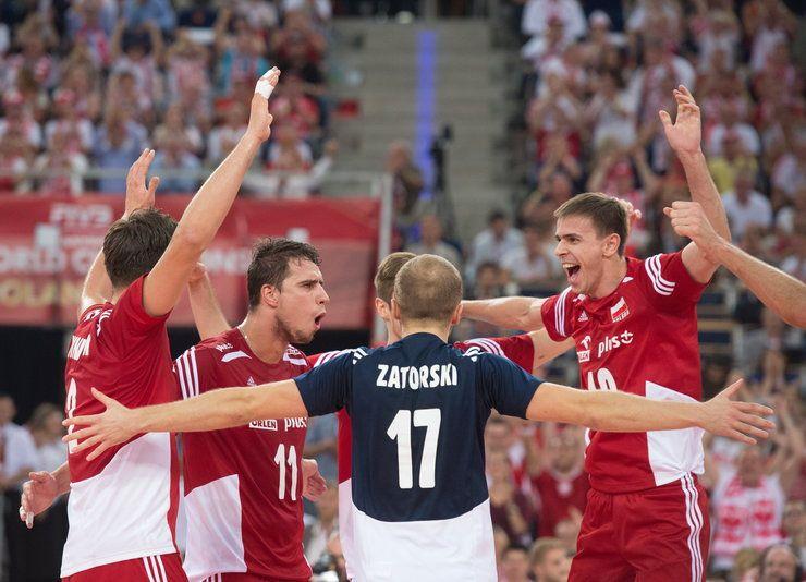 Ms Siatkarzy 2014 Polacy W Polfinale Rosja Jedzie Do Domu Jersey Volleyball Sports