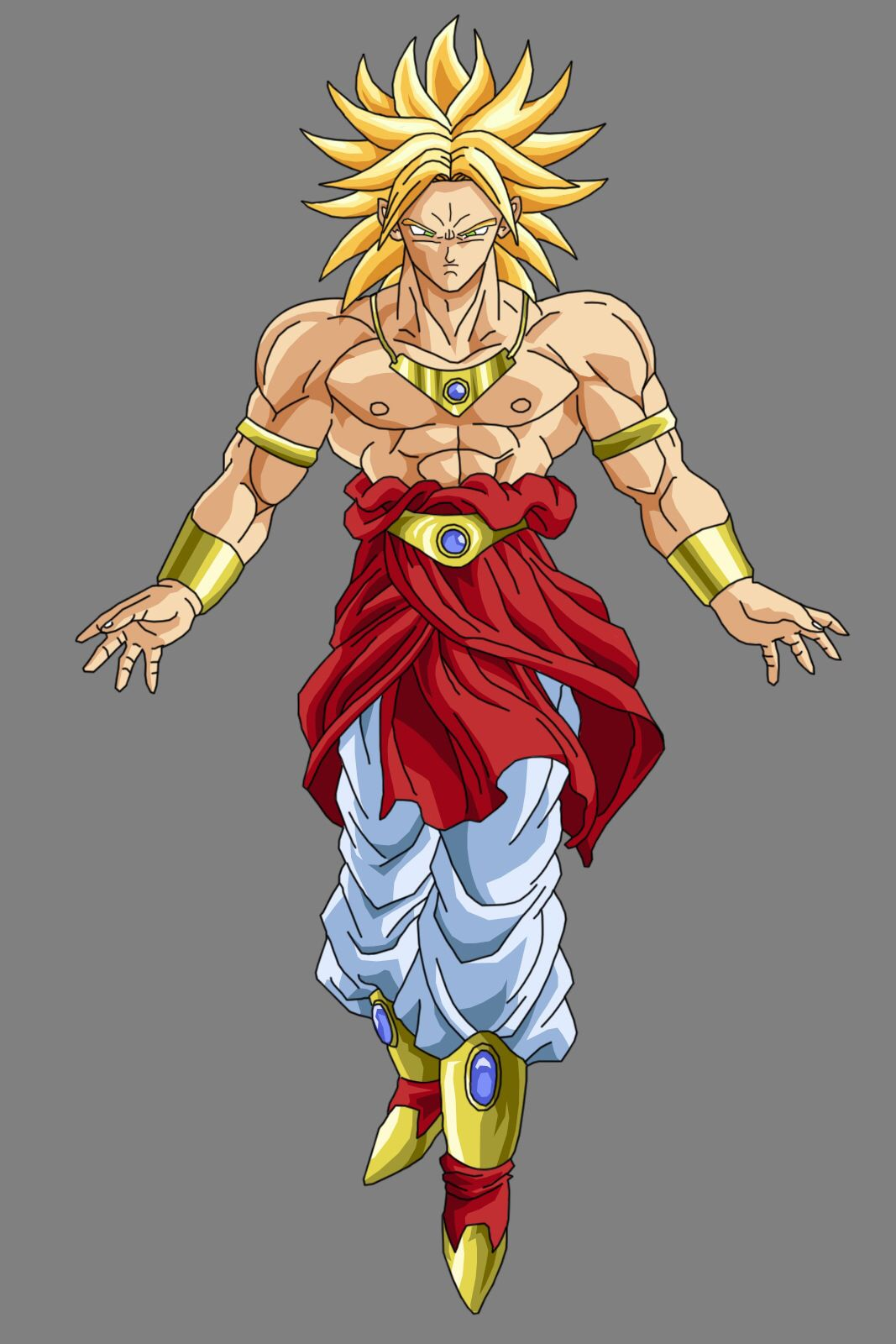 Broly L Dragonball Z Personajes De Dragon Ball Personajes De Goku Personajes De Mortal Kombat