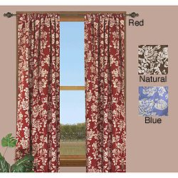 or maybe these, in blue? More expensive... hmmm.  http://www.overstock.com/Home-Garden/Federal-Floral-63-inch-Curtain-Panel-Set-of-2/6486190/product.html?CID=214117 $64.99