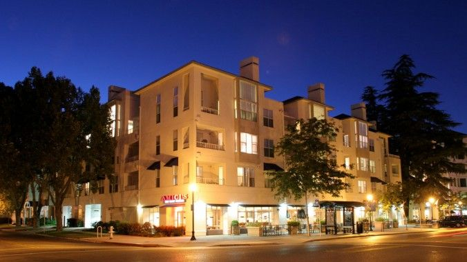 Park Place South Apartments in Mountain View, California ...