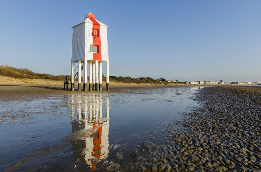 Photograph Burnham-On-Sea Low Lighthouse by Alex Fiddian on 500px