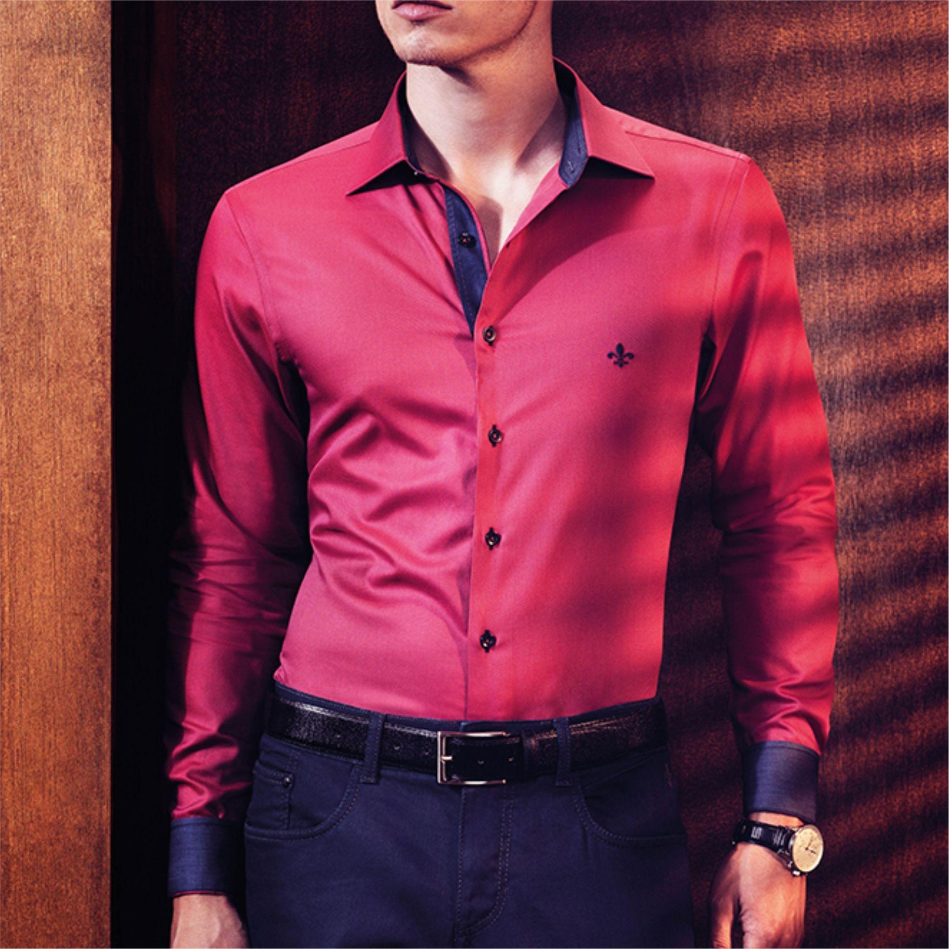 f01575f0f8 Resultado de imagem para camisa dudalina masculina comprar online Camisa  Masculinas Dudalina