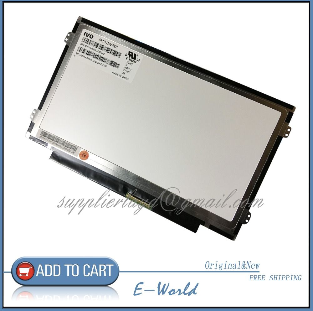 "(Buy here: http://appdeal.ru/2tg9 ) (Ref:M101NWN8 R0) 10.1"" LED LCD Screen Panel For LENOVO IDEAPAD A10 WXGA HD 1366X768 Slim for just US $35.00"