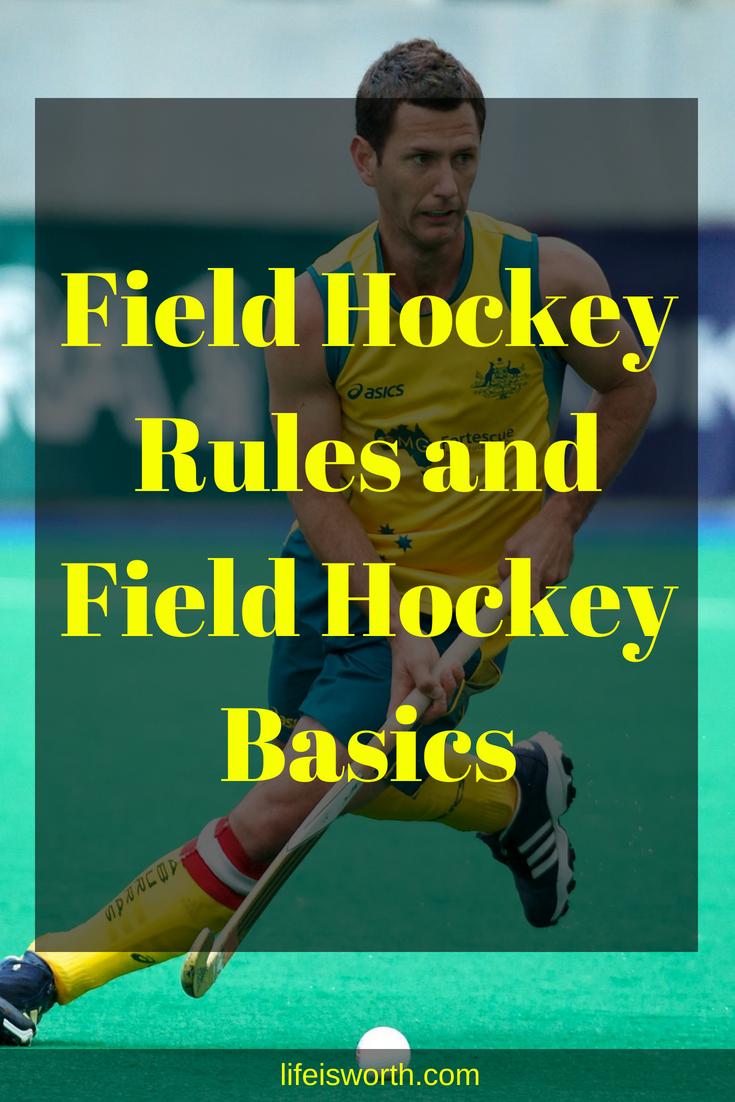 How To Play Field Hockey 10 Steps Hockey Rules Field Hockey Rules Field Hockey