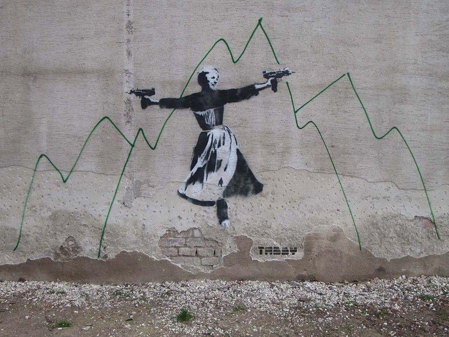 Image result for funny art guns